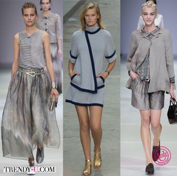 Стильная одежда для весны и лета 2015