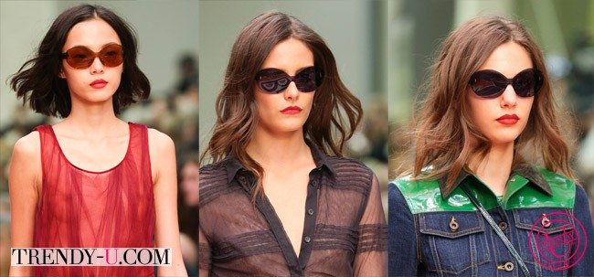 Стильным девушкам - стильные очки!