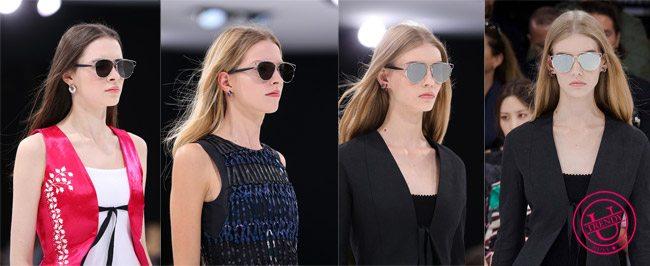 Очки-авиаторы Christian Dior