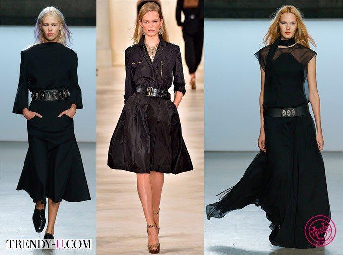 """Коко Шанель: """"В гардеробе каждой женщины должно быть маленькое черное платье""""."""