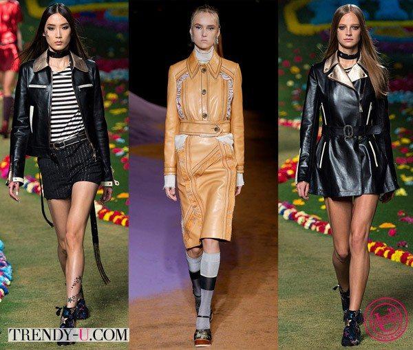 Модные луки для весны 2015