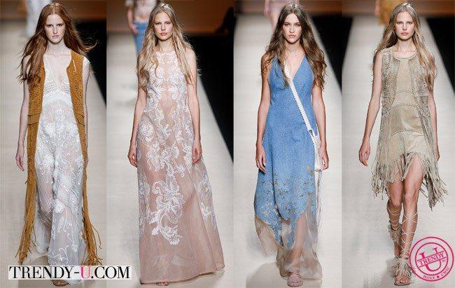 Бальные и повседневные платья Alberta Ferretti