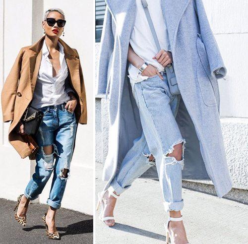 Модный блогер Мика Джианелли (справа)