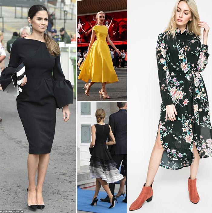 Модные платья 2018 для корпоративного мероприятия