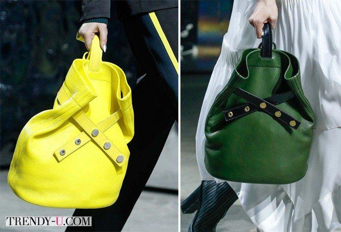 Модные рюкзаки от Kenzo осень-зима 2015-2016