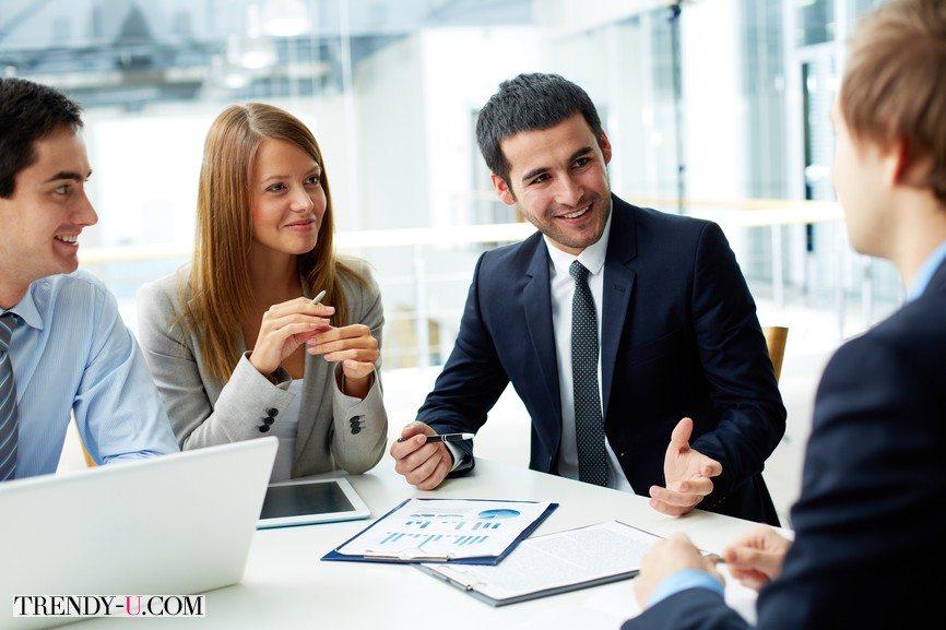 Создание позитивного делового имиджа человека