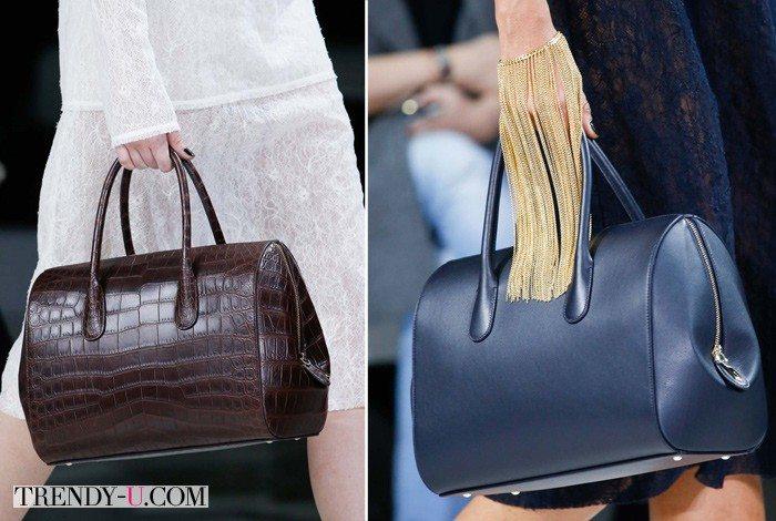 Модные сумки от бренда Nina Ricci осень-зима 2015-2016