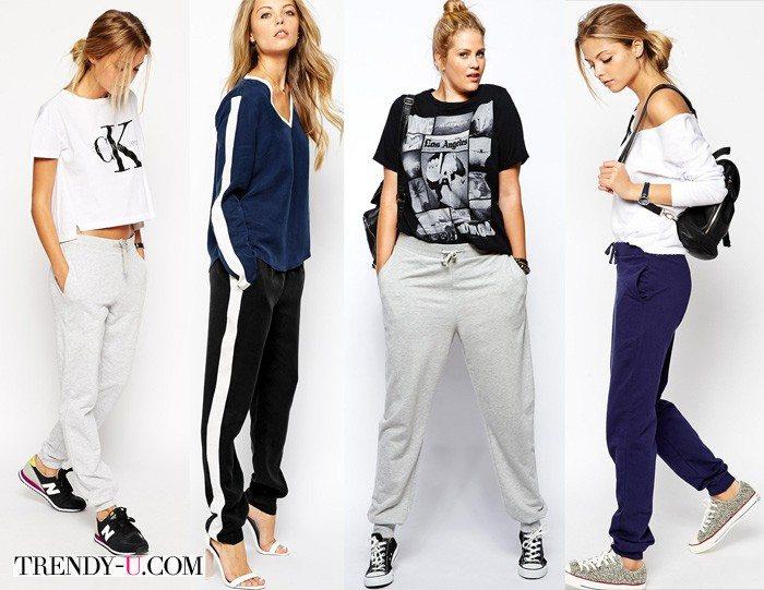 Спортивные брюки АСОС: есть все размеры!
