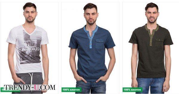 Одежда для мужчин от Tom Tailor