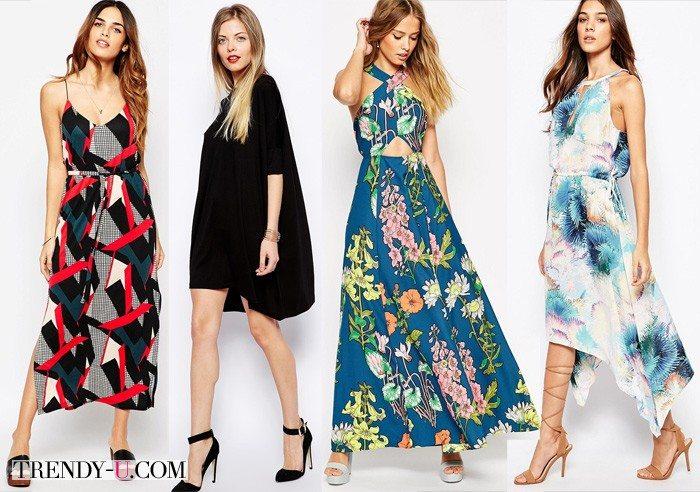 Trendy-U предупреждает: отпуск - лучшее время для выгула платьев и сарафанов