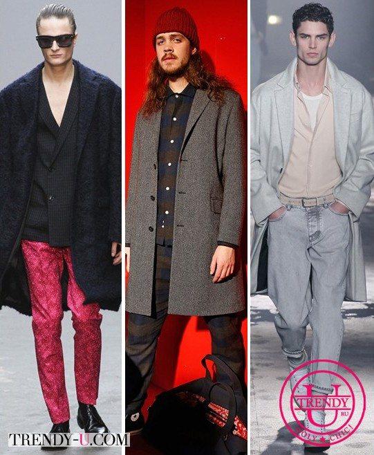 Стильные мужские пальто от Casely-Hayfort, Hantsch Man и Ami для осени 2015