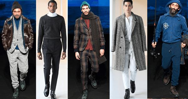b900c0bd412 Модная мужская одежда осень-зима 2015-2016  10 стильных трендов ...