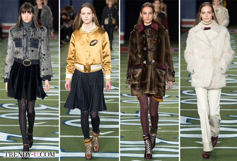 Модная верхняя одежда в спортивном стиле для осени и зимы 2015-2016
