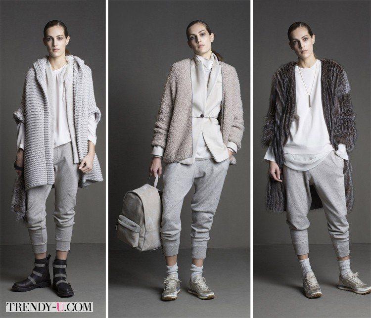 Модные луки в спортивном стиле осень-зима 2015-2016