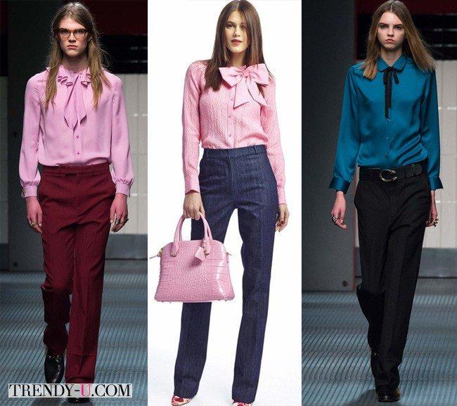 Какие Блузки Модные