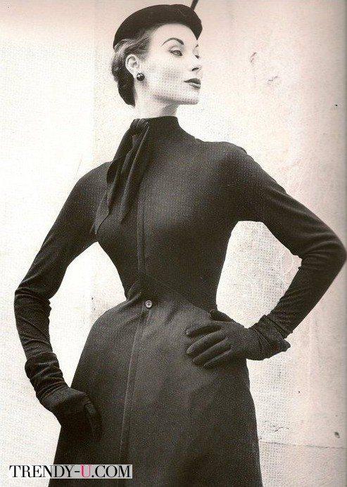 Одежда в стиле 50-х
