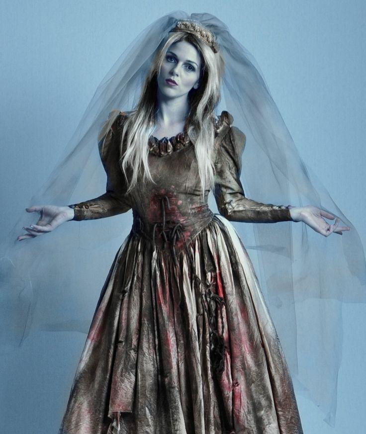 Костюм невесты-зомби