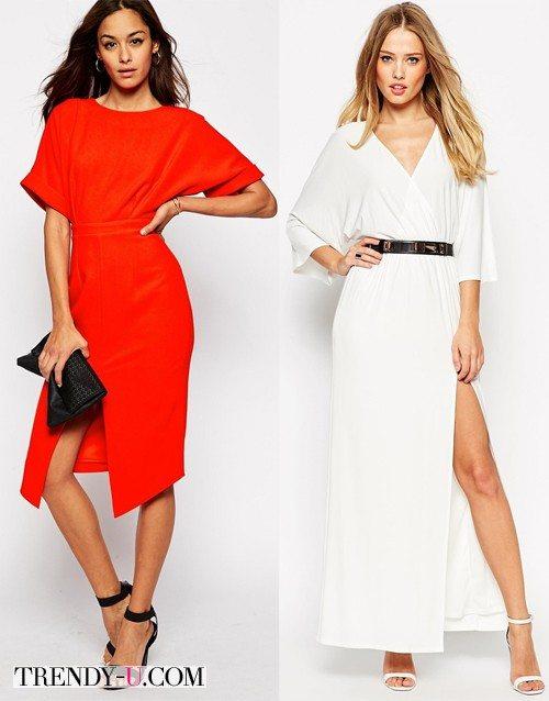 Стильным девушкам - стильные платья!