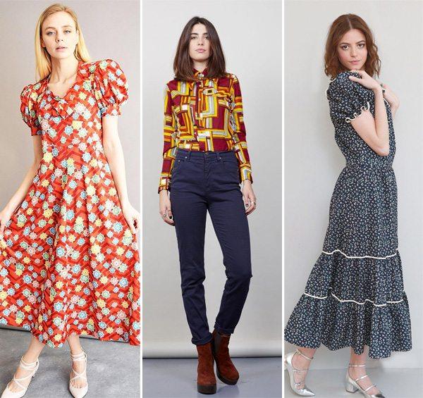 Винтажная одежда 70-х в АСОС