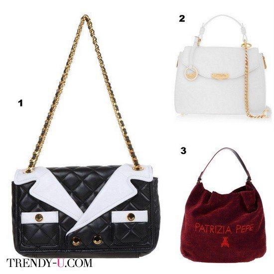 Настоящие итальянские сумки известных брендов в интернет-магазинах
