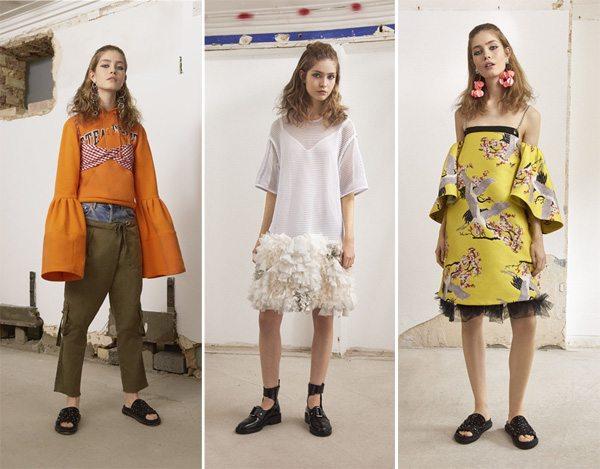 Блузка и платья ASOS весна-лето