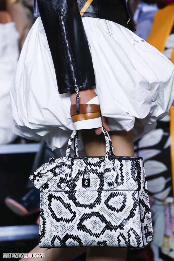Модная сумка Tote, Louis Vuitton SS 2016