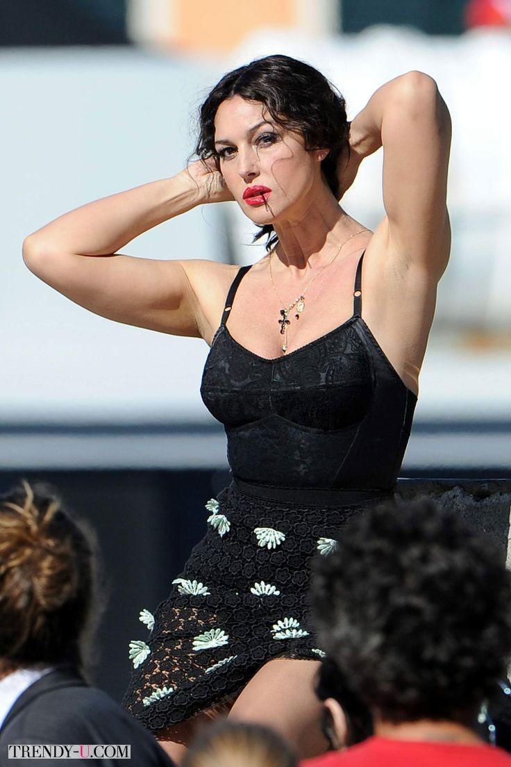 Моника Белуччи в рекламе Dolce & Gabbana