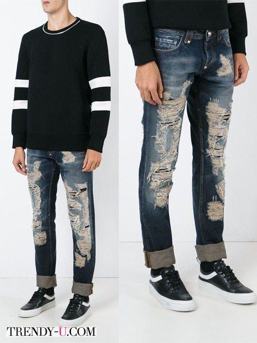 Мужские джинсы в Farfetch