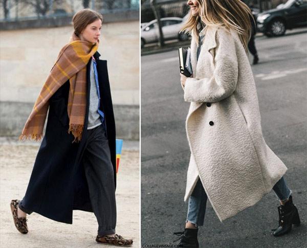И еще два пальто