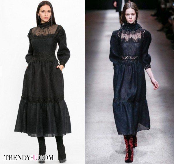 Стильные платья для женщин от лучших мировых брендов