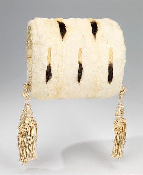 Изящная женская сумочка, конец 19-го века