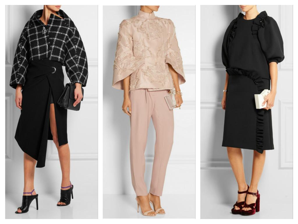 Модный тренд 2016 - пышные рукава