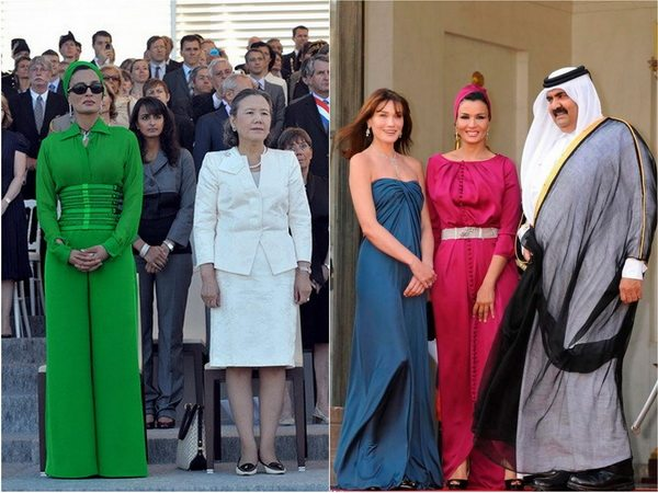 Шейха Моза - самая стильная и влиятельная женщина арабского мира