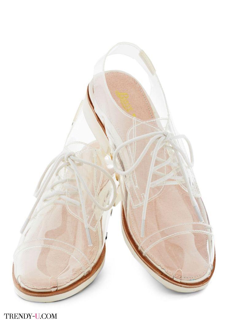 """Модные туфли оксфорд. Почти """"невидимые"""""""