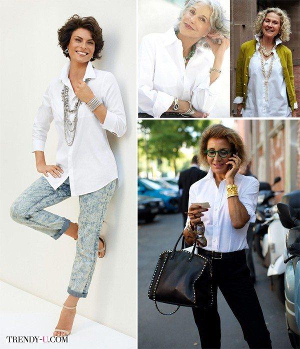 Стильная Одежда Для Женщин 40 Лет