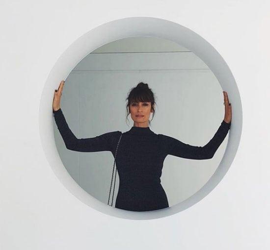 """Каролин де Мегре """"On board"""" 4 мая 2018 г."""