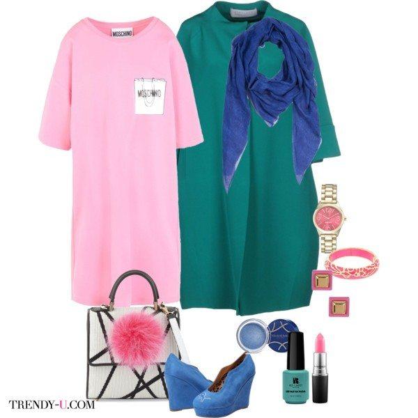 Розовый кварц - самый актуальный цвет 2016, хорошо сочетается с морским, глубоким синим и цветом ультрамарин