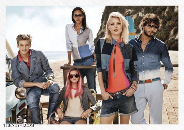 Одежда Tommy Hilfiger - это джинсы, но не только!