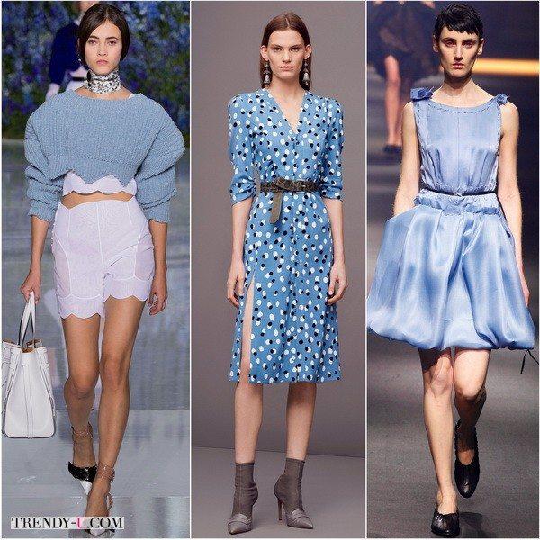 Стройность и отстраненность - психологические свойства модного цвета 2016 года серенити