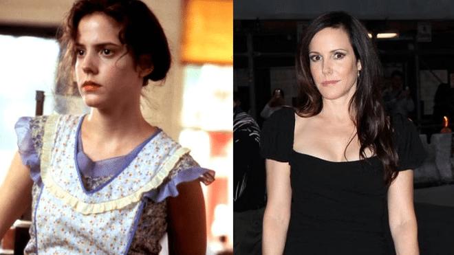 Мэри-Луиз Паркер, снявшаяся в сериале «Дурман» в 1991 году и 2014-м, в 50 лет