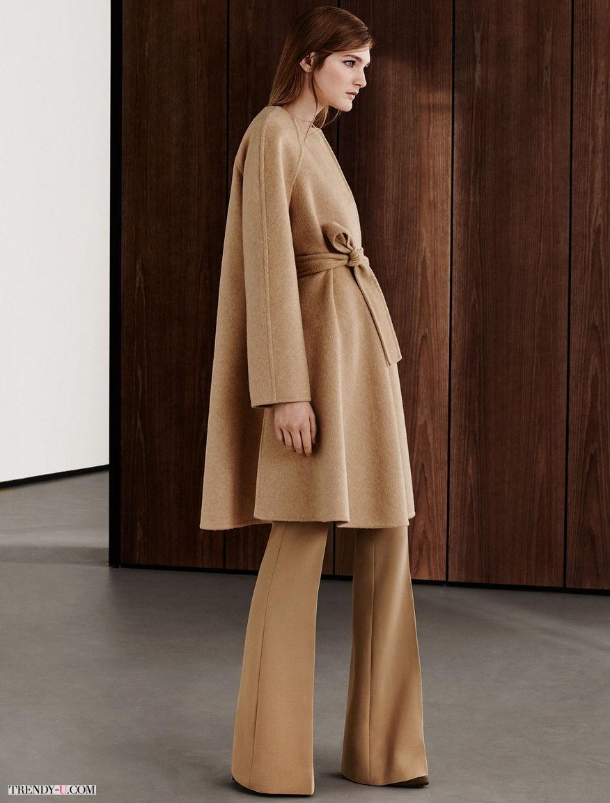 Элегантное пальто, Max Mara 2016