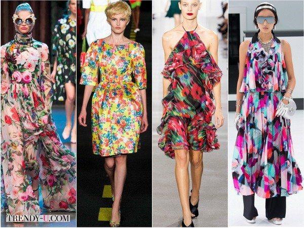 Показы Dolce&Gabbana, Moschino, Jason-Wu, Chanel весна-лето 2016