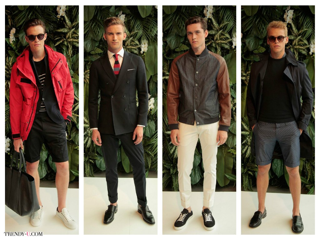Одежда и обувь Tommy Hilfiger, мужская коллекция весна-лето 2016