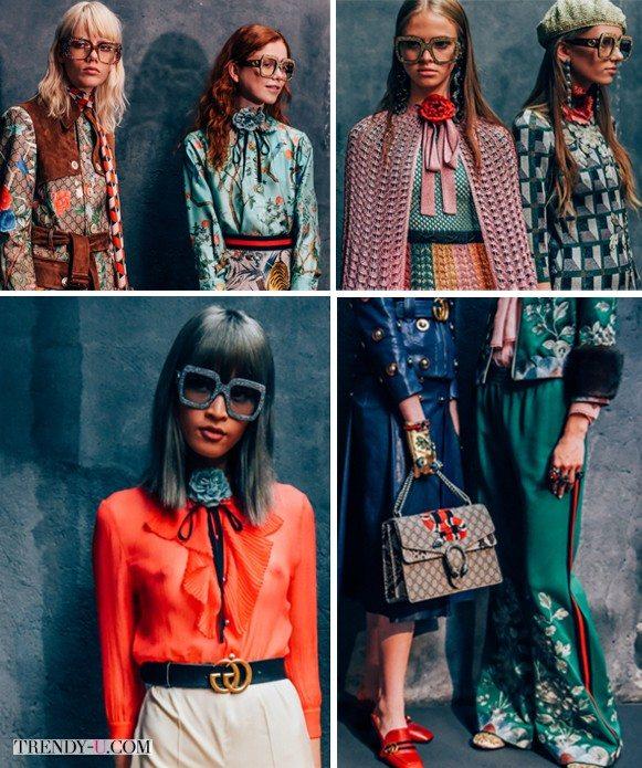Модная одежда для весны и лета в стиле 70-х