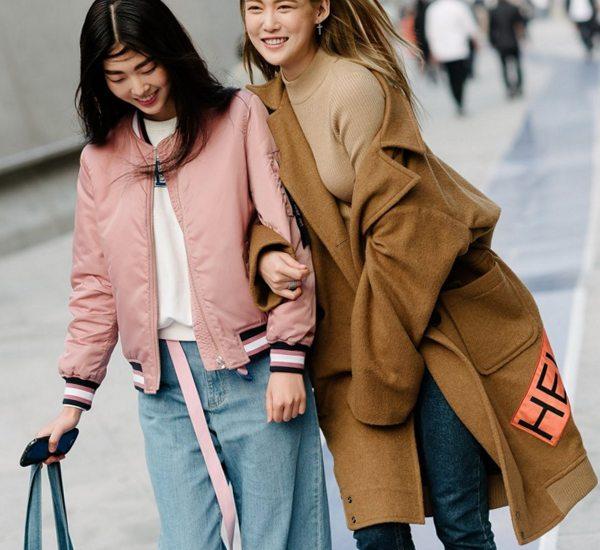 Сеульские модницы
