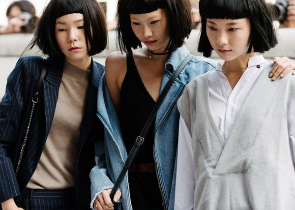 3 модницы