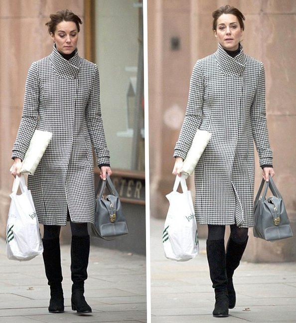 Принцесса после шопинга