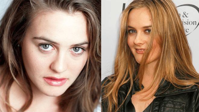 Алисия Сильверстоун в 37 лет (справа) ничуть не изменилась со времен бурной молодости