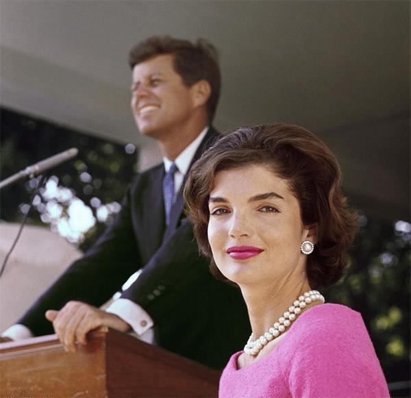 Самая стильная пара Белого Дома. Джон и Жаклин Кеннеди
