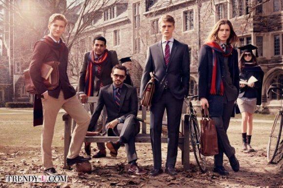Модные мужские костюмы Tommy Hilfiger